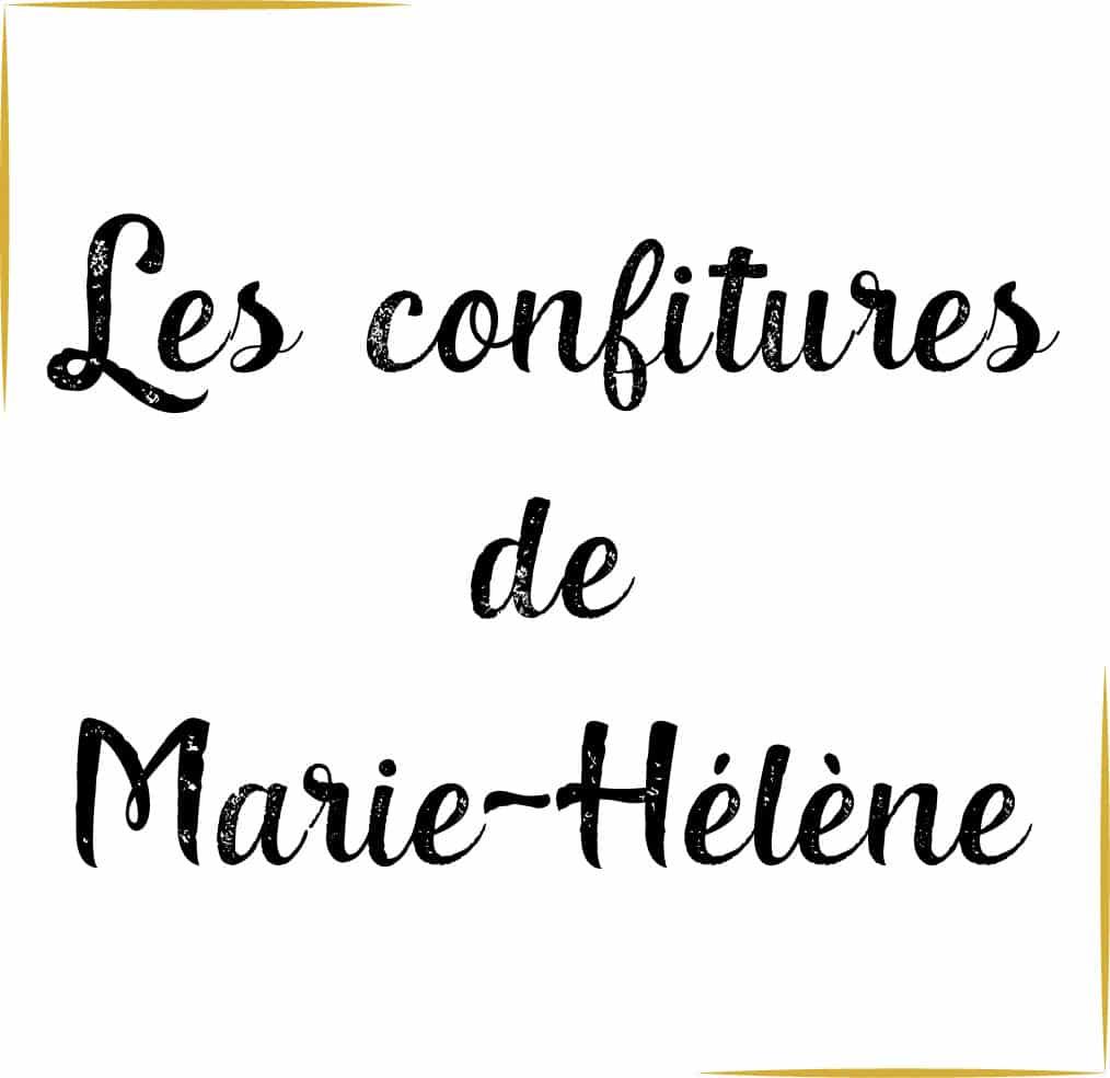 Les Confitures de Marie-Hélène